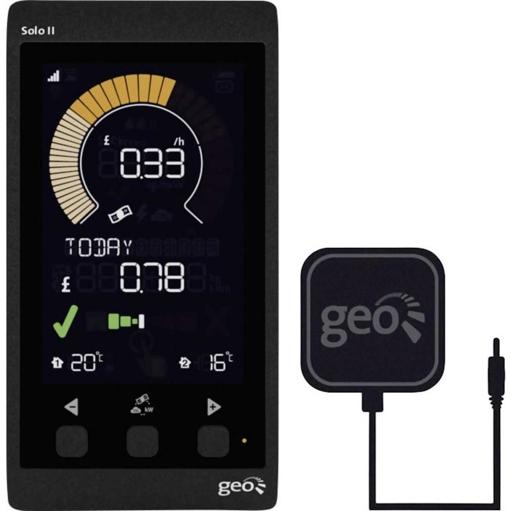 Электросчетчик GEO Solo II Display Pack